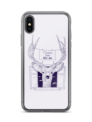 iPhone X/XS/XS Max - mobile phone case thumbnail